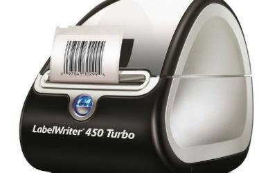 Kann ich den DYMO LabelWriter zum Drucken von Barcodes verwenden?
